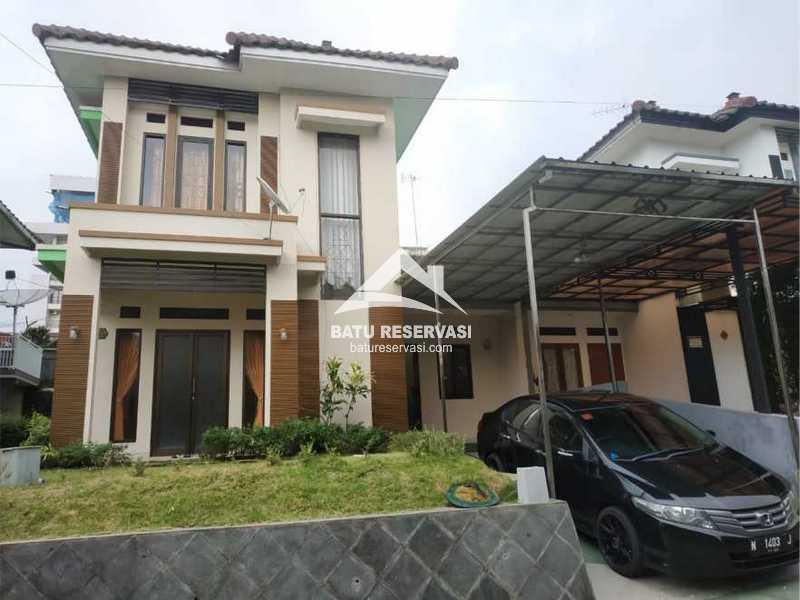 batureservasi.com - Villa Edelwais 3A Kota Wisata Batu Malang