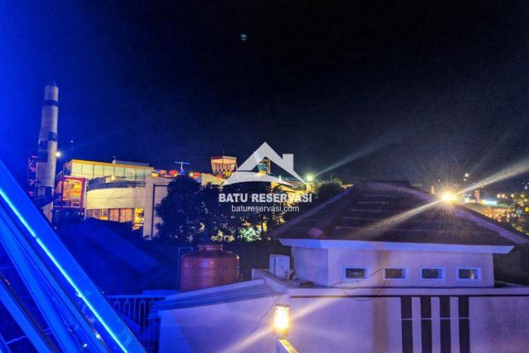Villa Pyramid Kota Batu