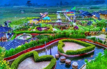 Bukan Sekadar Café Biasa, Café Sawah Pujon Tawarkan Sensasi Makan yang Berbeda!