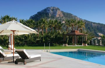Villa di Kota Batu dengan Mountain View yang Ramah di Kantong